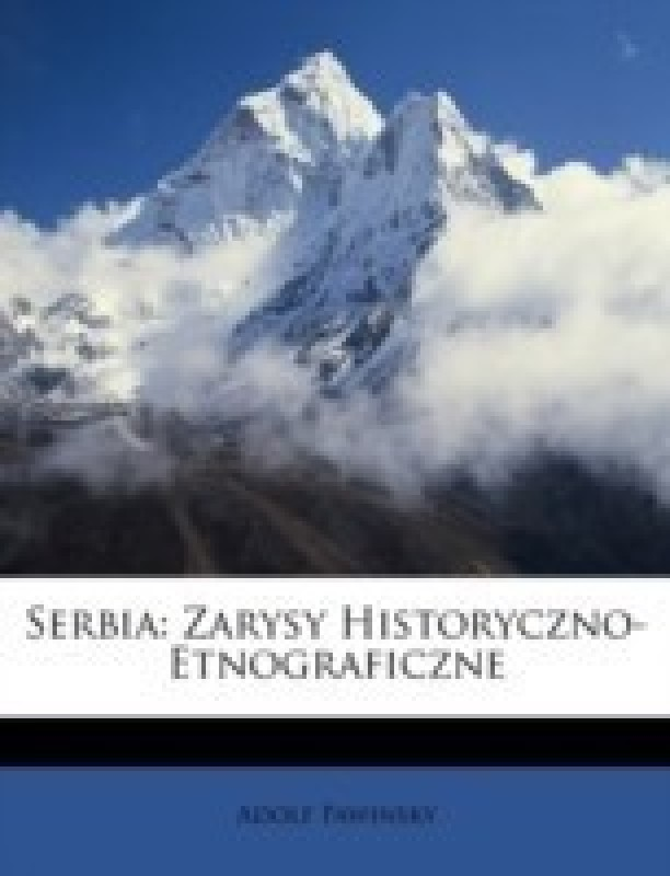 Serbia(English, Paperback / softback, Pawinsky Adolf)
