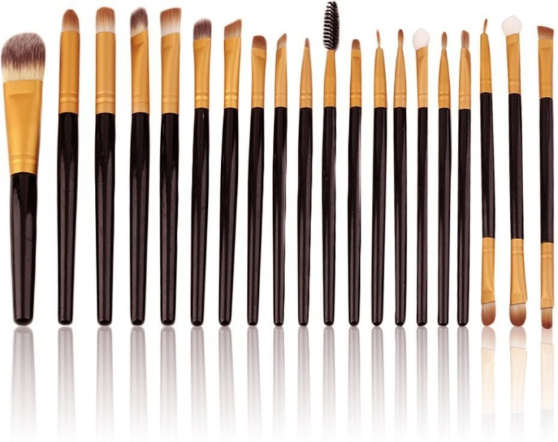Generic Makeup Brush Organizer(Black)