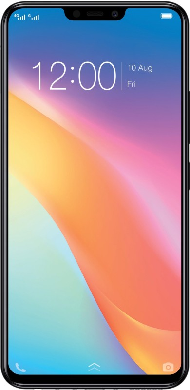 Vivo Y81 (Black, 32 GB)(4 GB RAM)