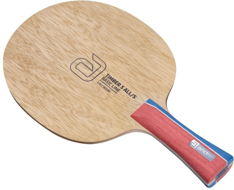 Andro TIMBER Beige Table Tennis Blade(100 g)