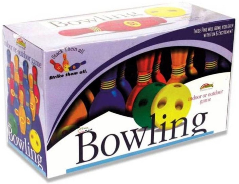 Royal Collections Bowling Game Set For Kids Sports Bowling Set