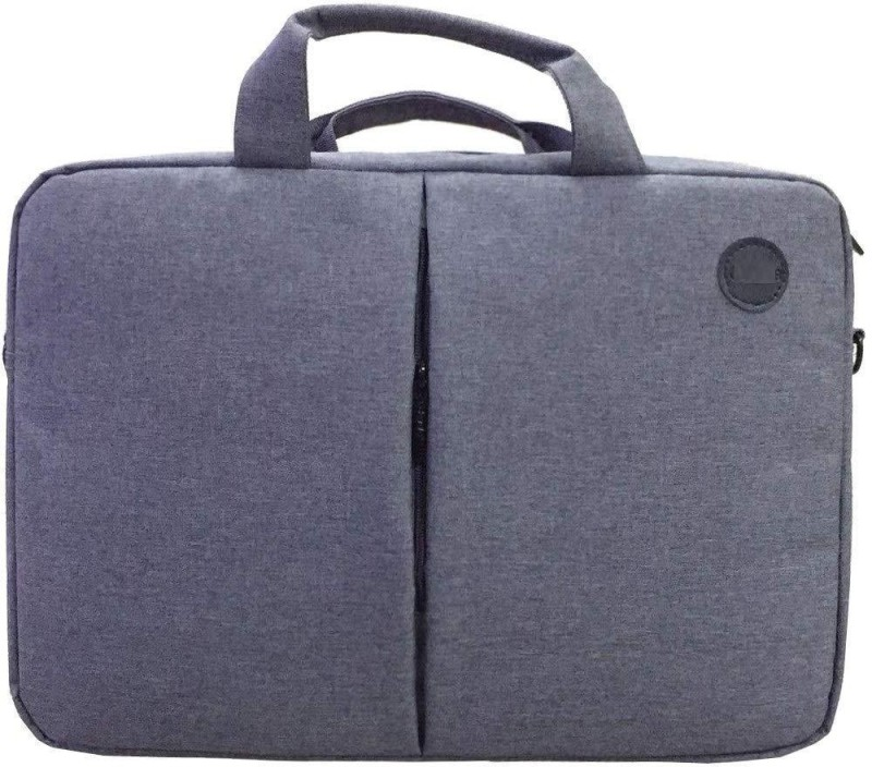 TGK 13.3 inch WaterProof Laptop Bags with Shoulder Strap For all Chromebook, Notebook / Office Laptop Bag(Grey)