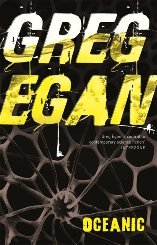 Oceanic(English, Paperback, Egan Greg)