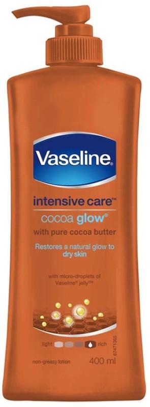 Vaseline Cocoa Glow Nourishing Lotion(400 ml)