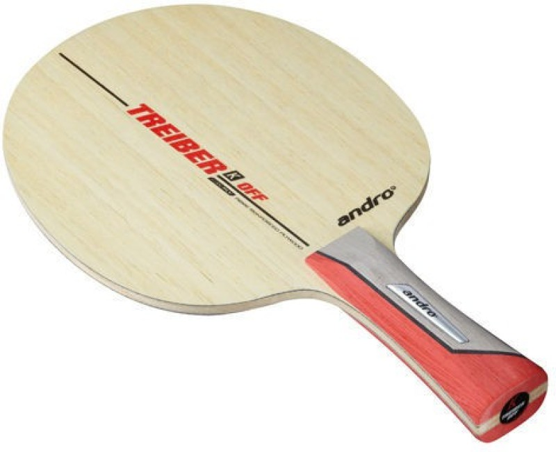 Andro TREIBER Beige Table Tennis Blade(80 g)
