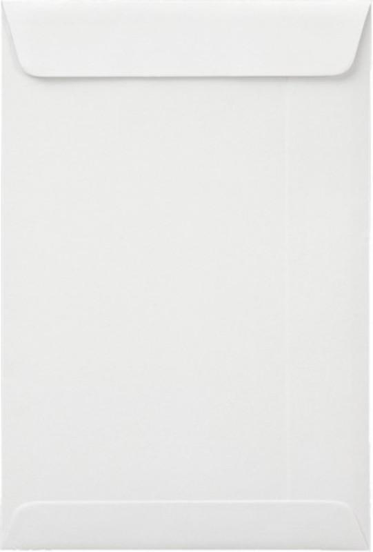 Swastikco Envelope 80GSM Paper White 7x4 inch (250 envelopes) Envelopes(Pack of 250 White)