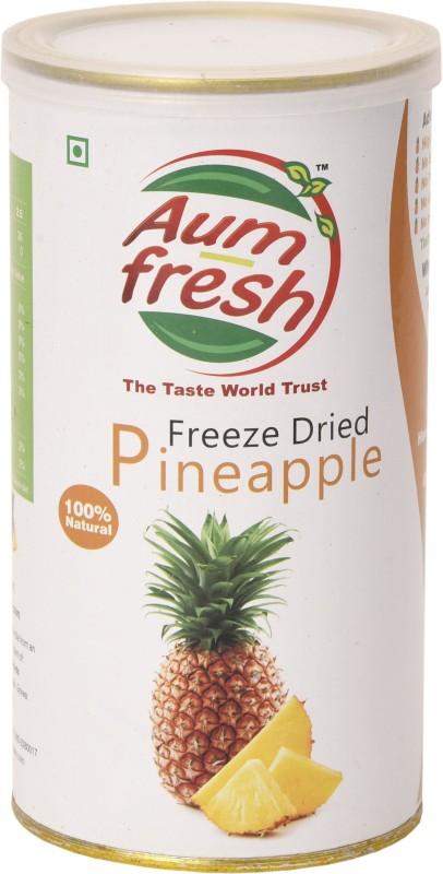 Aum Fresh Pineapple Cut 25 g(4-6-8 mm for cubes)