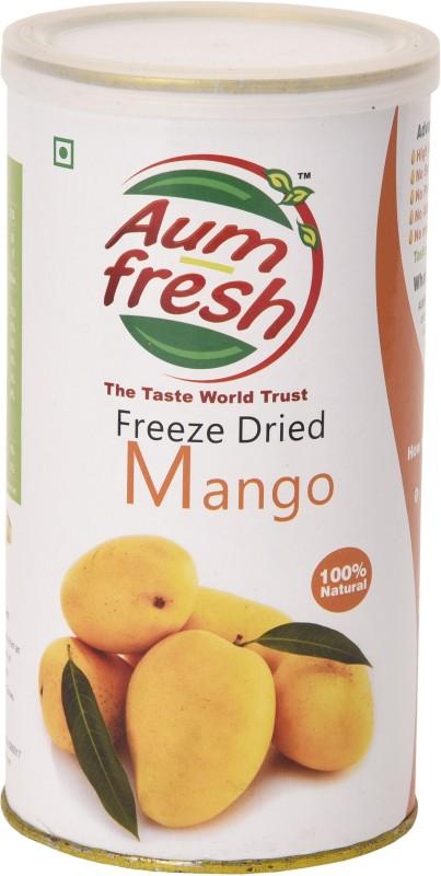 Aum Fresh Mango Cut 25 g(4-6-8 mm for cubes)