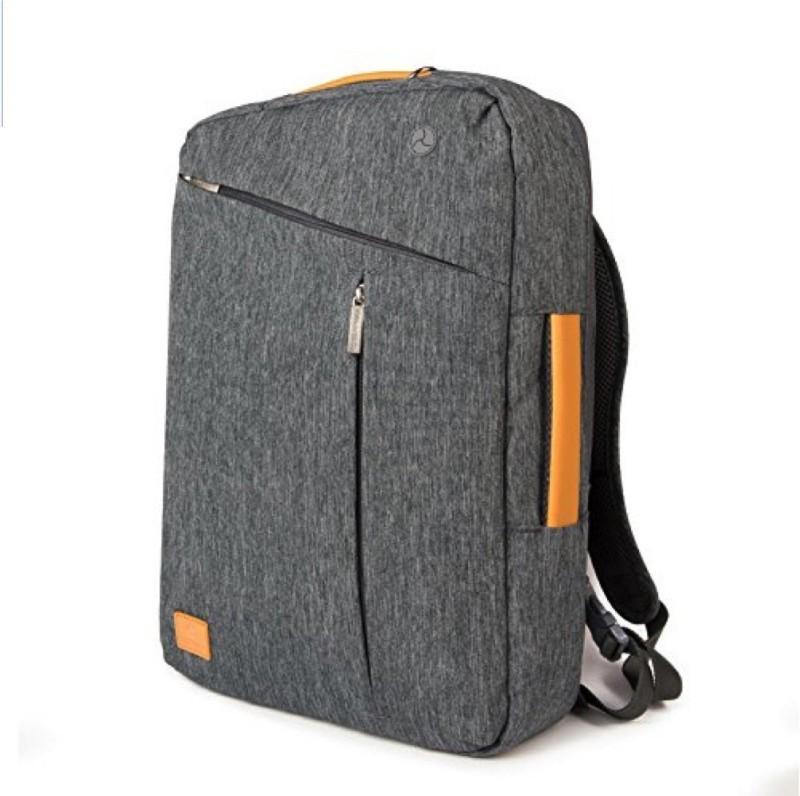 Wiwu 15.6 inch Expandable Laptop Backpack(Grey)