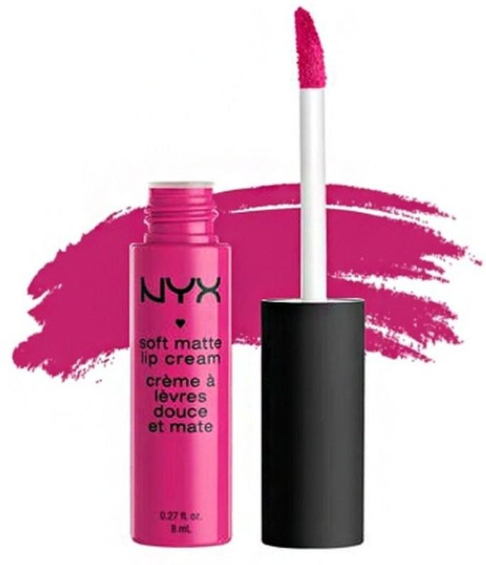 Nyx Soft Matte lip cream Addis Ababa, 8ml(Addis Ababa)