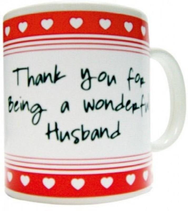Exciting Lives Best Husband Ceramic Mug(330 ml)