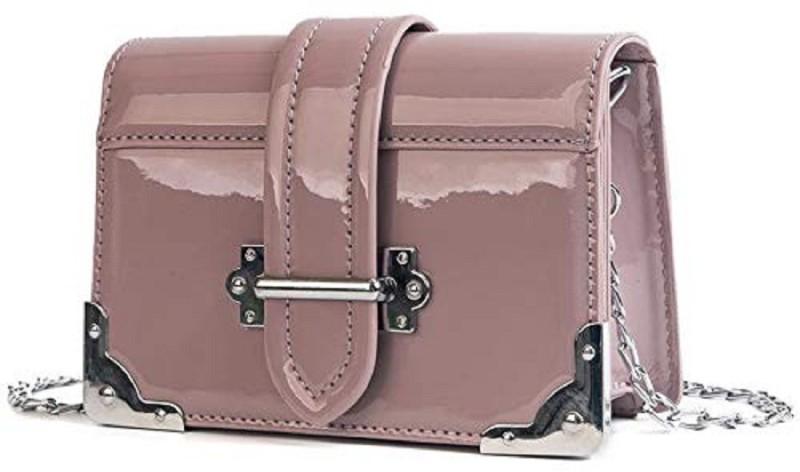 Mei&Ge Pink Sling Bag