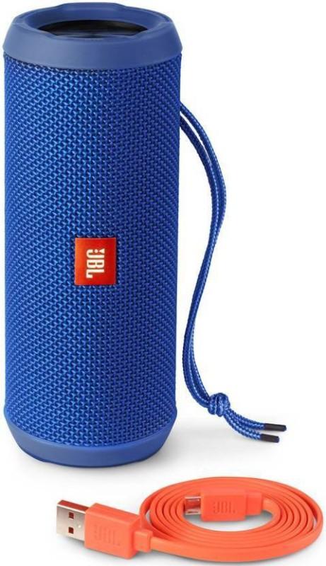 JBL Flip 3 Blue Splashproof 16 W Portable Bluetooth Speaker(Blue, Stereo Channel)