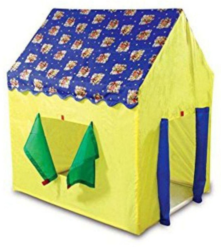 Xenith Yellow DreamTent House for Kids Tent - For 2(Multicolor)