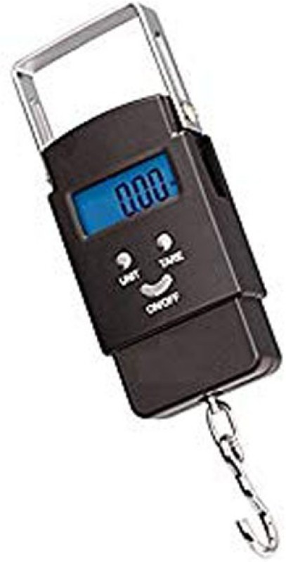 CrackaDeal personal_ weighing_ scale_8Kg Weighing Scale(Black)