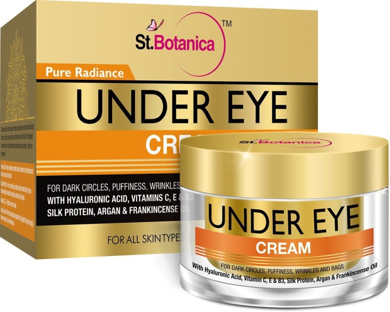 Stbotanica Pure Radiance Under Eye Cream For Dark Circles Puffiness Wrinkles 50 G Buy Online In Barbados Stbotanica Products In Barbados See Prices Reviews And Free Delivery Over Bds 150 Desertcart
