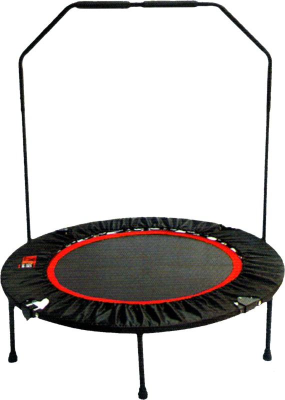 Toy Park 40 inch Foldable trampoline with Stability Bar Trampoline(In-Ground)