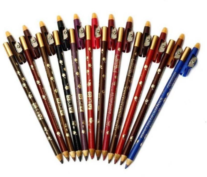 ADS 12 eye liner artist 12 ml(multicolor)