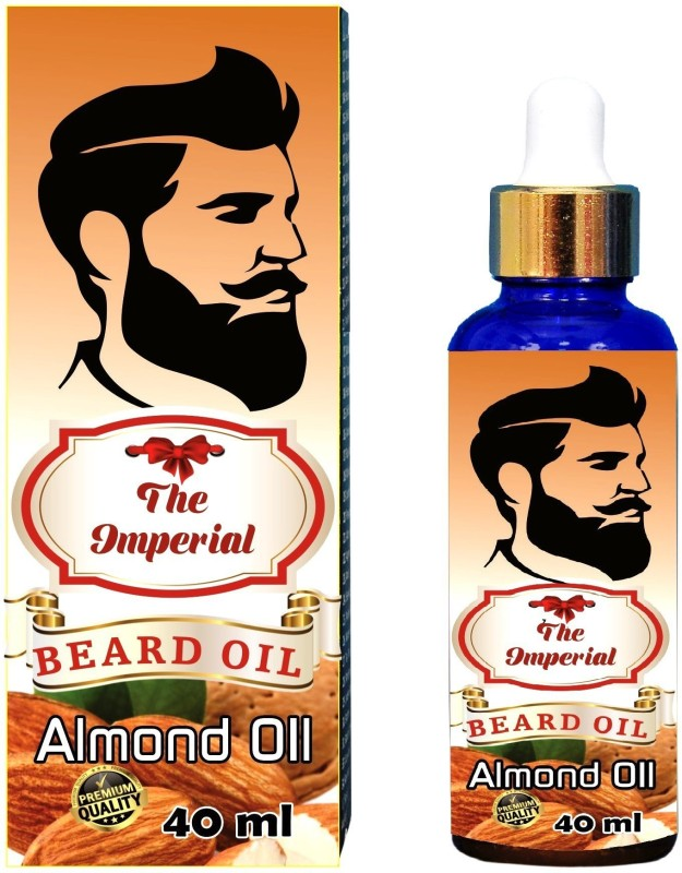 Alcamy The Imperial Beard Growth Hair Oil(40 ml)