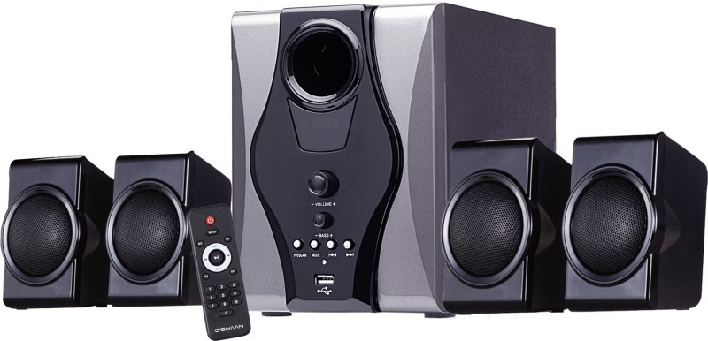 Oshaan S15 4.1 BT 4.1 Home Cinema(Multimedia Home Theatre System)