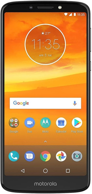 Moto E5 Plus (Black, 32 GB)(3 GB RAM)