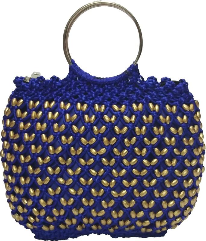 RITA'S Women Blue Hand-held Bag
