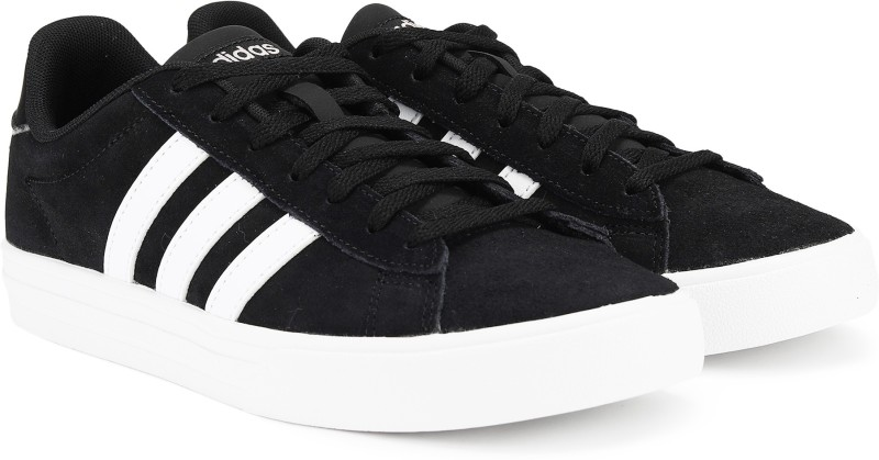 ADIDAS DAILY 2.0 Sneakers For Women(Black)