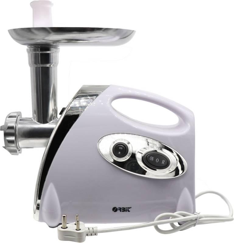 orbit Electric Meat Mincer Watts 1200 Mixer Grinder