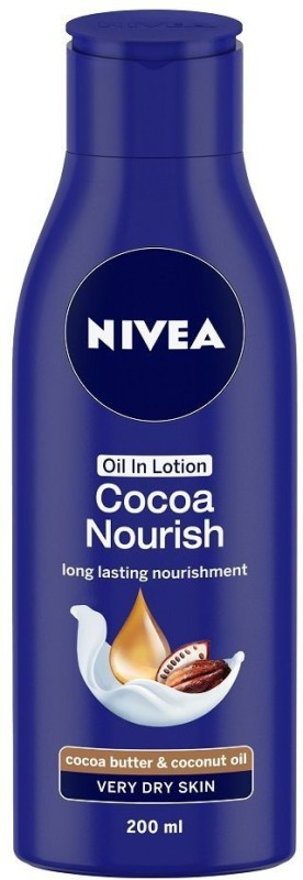 Nivea COCOA NOURISH(200 ml)