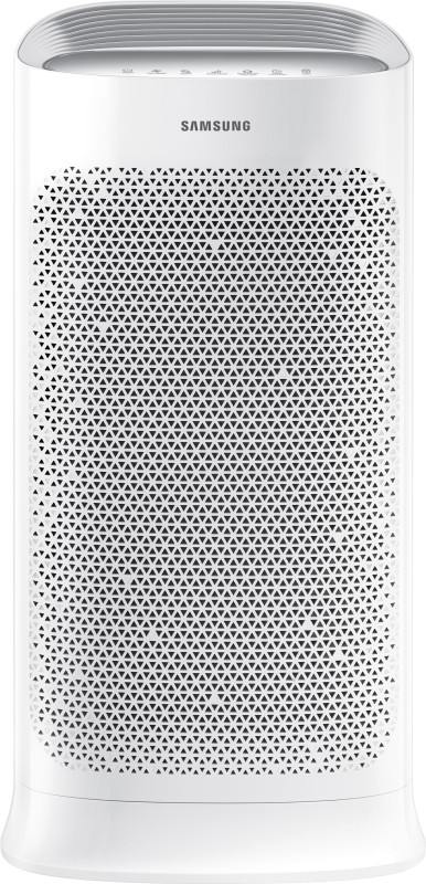Samsung AX5500 Fast & Wide Purification Air Purifier(White)