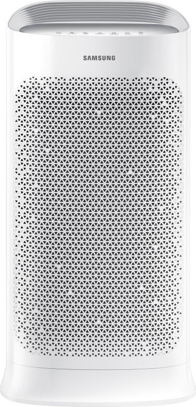 Samsung AX5500 Fast & Wide Purification Air Purifier(White)