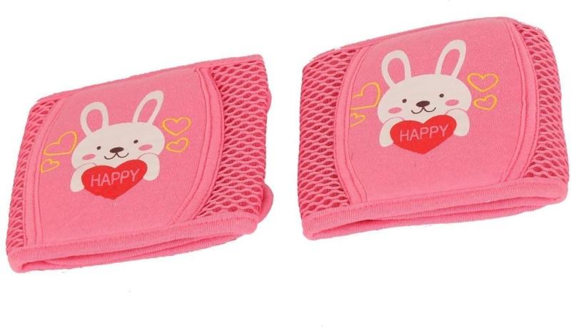 Cheeseling KIDS KNEE PAD Pink Baby Knee Pads(CARTOON)