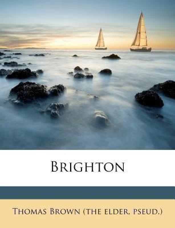 Brighton(English, Paperback / softback, unknown)