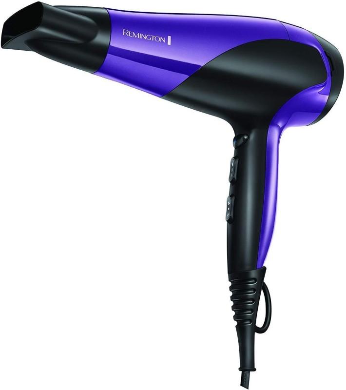 Remington D3192GP Glamorous 2200W Hair Dryer D3912Gp Hair Dryer(2200 W, Purple)