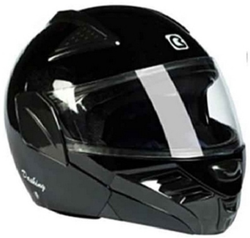 Steelbird SB-34 ZORRO Motorbike Helmet(Black)