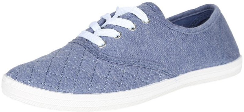 People People Blue Casual Shoes Casuals For Women(Blue)