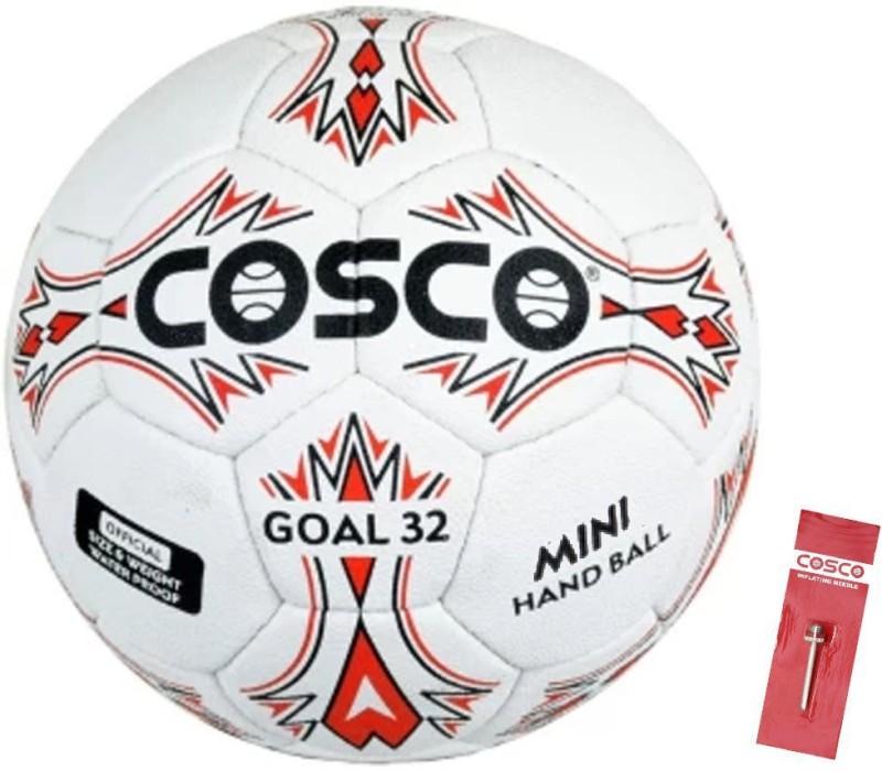 Cosco Goal -32 Mini Size- Mini Handball(Pack of 1, Multicolor)
