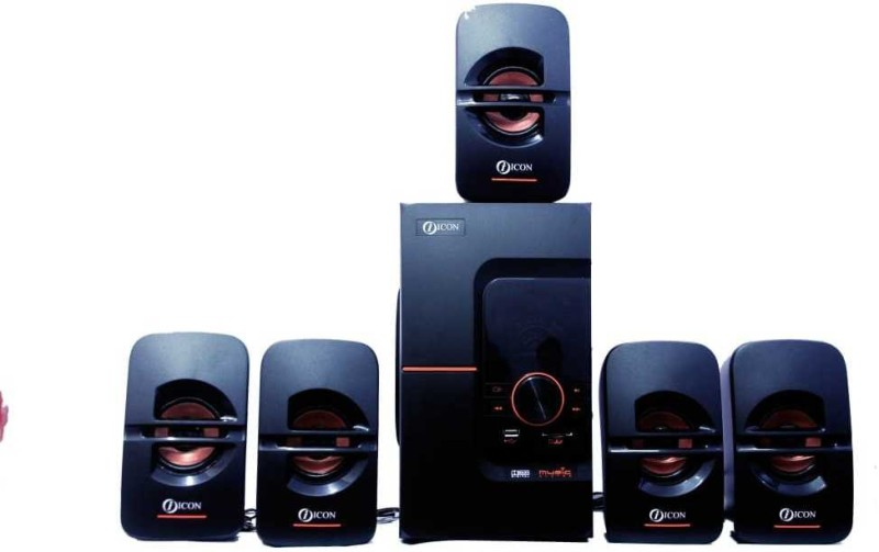 Icon I-CON-HT-650 BLUETOOTH HOME THEATER 5.1 5.1 Home Cinema(USB, BLUETOOTH, AUX WIRE, MMC CARD)