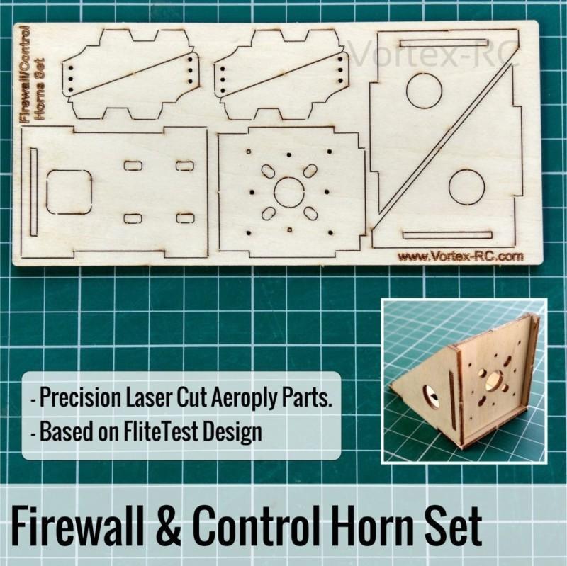 VORTEX-RC FT-001 Model Building Kit