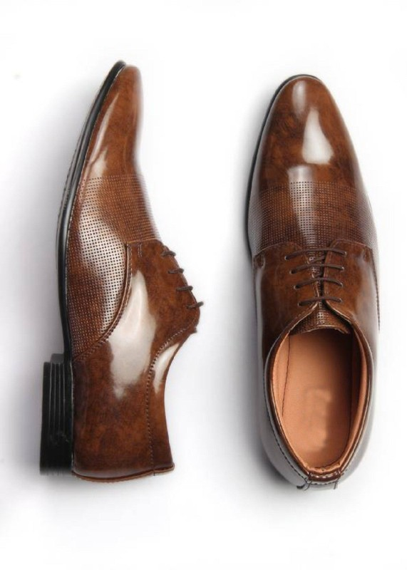TR Derby For Men(Brown)