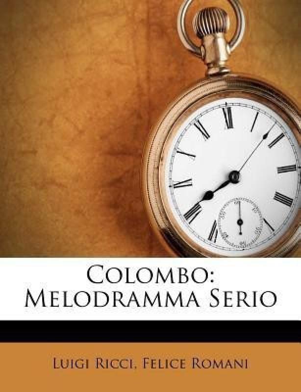 Colombo(English, Paperback, Ricci Luigi)