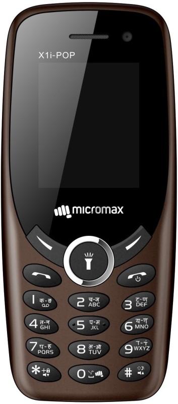 Micromax X1i Pop(Coffee)