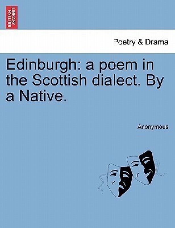 Edinburgh(English, Paperback / softback, Anonymous)