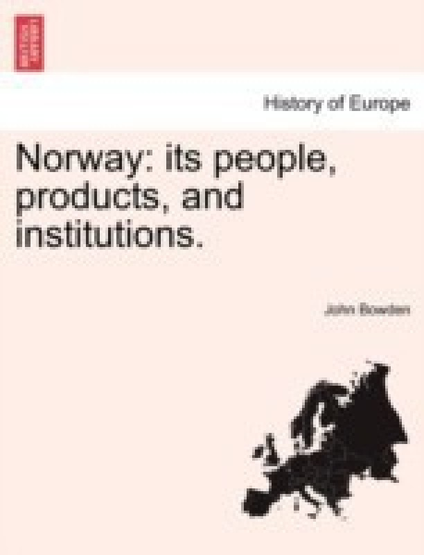 Norway(English, Paperback / softback, REV Dr Bowden John)