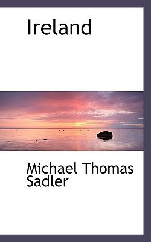 Ireland(English, Hardback, Sadler Michael Thomas)