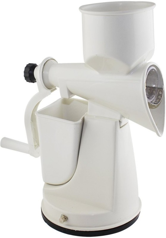 Magikware Plastic Hand Juicer(White)