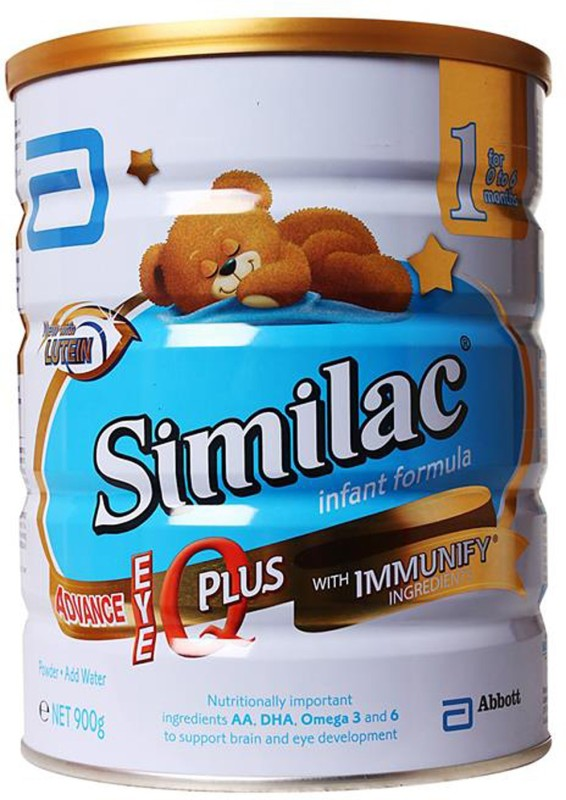 Similac 1 Infant Formula - 400g (Imported)(400 g, Upto 6 Months)