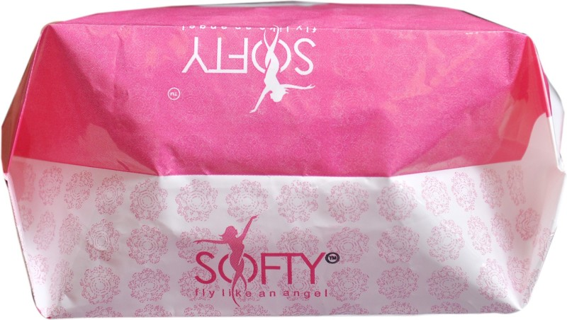 softy SOFTYLARGE280MM12S Sanitary Pad