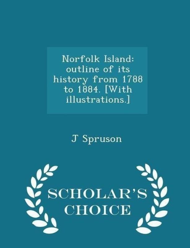 Norfolk Island(English, Paperback / softback, Spruson J)