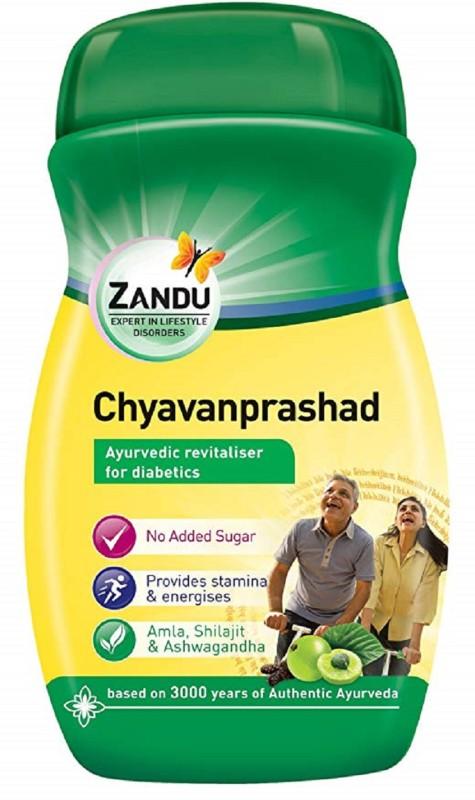 Zandu (Sugar Free) Chyavanprashad - 900 Gm(900 g)